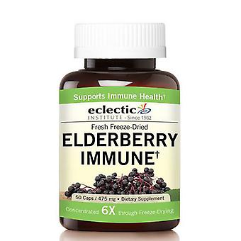Eclectic Institute Inc Elderberry Immune, 475 mg, 90 Vcaps