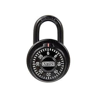 ABUS 78/50mm tárcsakombinált lakat kulcsfelülírással MK507 ABU7850KC507