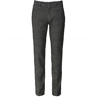 Briglia 1949 Slim Fit Check Housut