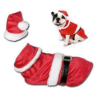 Nayeco Santa Claus costume (Honden , Hondenkleding , Kostuums)