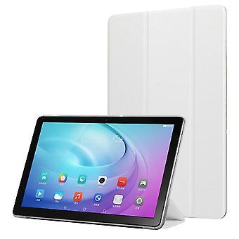 Case Ultra-thin smart folio case for Samsung Galaxy Tab S5e 10.5 T720 T725 White