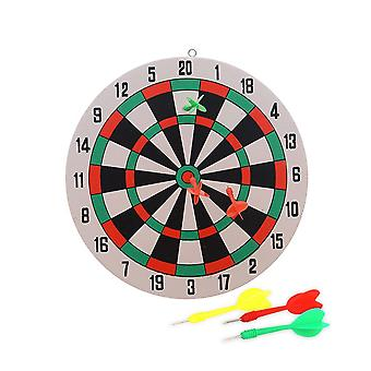 Dart Board Game Set - Household Wall-hanging, Dual-sides Thickened,