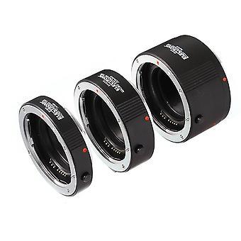 Fotga macro af auto focus automático tubo de extensão conjunto dg para kenko canon ef-s lente