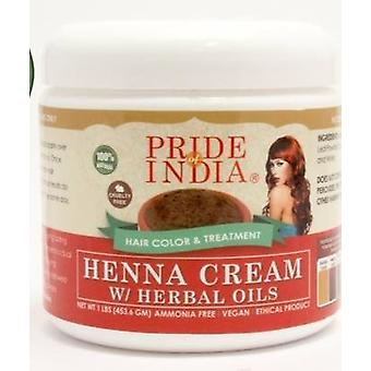 Herbal Henna Hair Color Cream