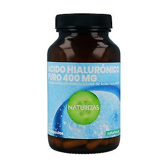Ren hyaluronsyre 400 mg 120 kapsler