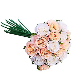 Artificial Set Of 20 Flowers