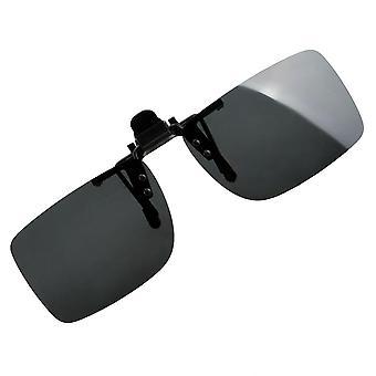 Goggles Anti-uva Uvb  Polarized Sun Glasses Driving Night Vision Lens Clip On