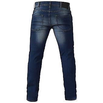 Duke Mens Ambrose Stretch Tapered Jeans