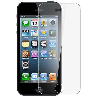 Fexible glass crystal clear screen protector for Apple iPhone SE