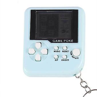 Máquina Retro Consola de Juego Nostálgica Con Llavero-Juguete