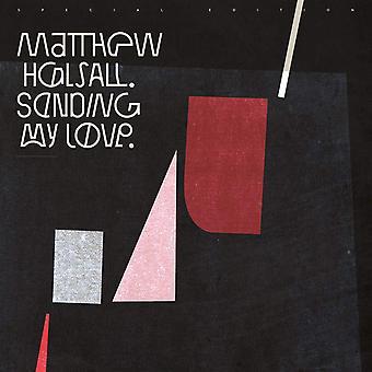 מתיו הלסל - שליחת האהבה שלי (מהדורה מיוחדת) ויניל