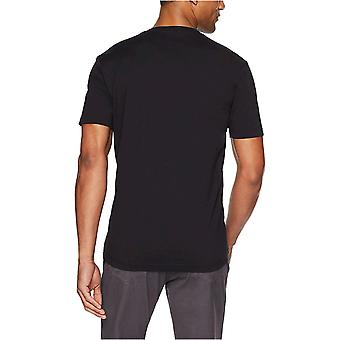 "Goodthreads Men's ""The Perfect V-Neck T-Shirt"" Short-Sleeve Cotton, Black, Me..."