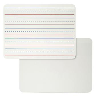 Trockenes Löschen Board - zweiseitig magnetisch; Schlicht/Gefüttert