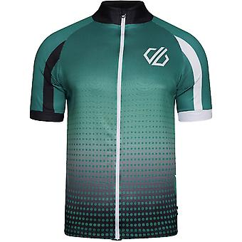 Durf 2b Mens AEP Virtuosity Full Zip Short Sleeve Jersey Top