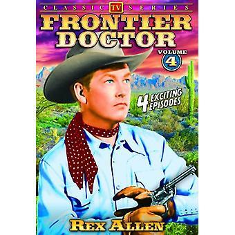 Grens Doctor: Vol. 4 [DVD] USA importeren