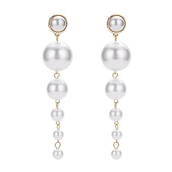 Earmuffs With Jewelry Pearl Stud Earrings Accessories
