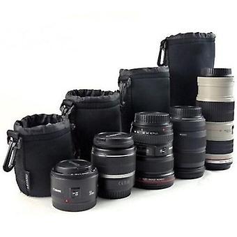 1pcs Neoprene Waterproof Soft Video Camera Lens Pouch Bag