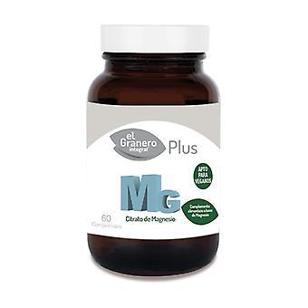 MG 500 (magnesiumsitraatti) 60 tablettia 760 mg