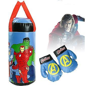 Disney Udendørs Sport Boksning Marvel Spiderman Superhelte handsker