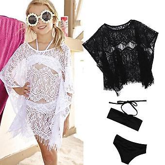 Summer Lace Suit Bikini - Roupas de Moda praia de maiô