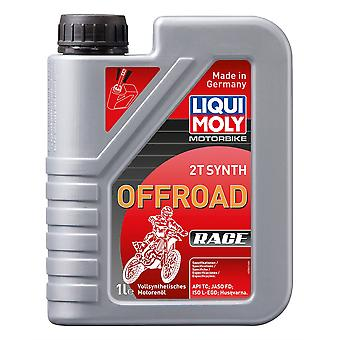 Liqui Moly 2 Stroke Fully Synthetic Offroad Race 1L - #3063