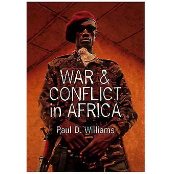 Sota ja konflikti Afrikassa Kirjoittanut Paul D. Williams - 9780745645445 Kirja
