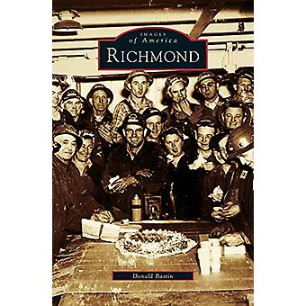 Richmond by Donald Bastin - 9781531614928 Book