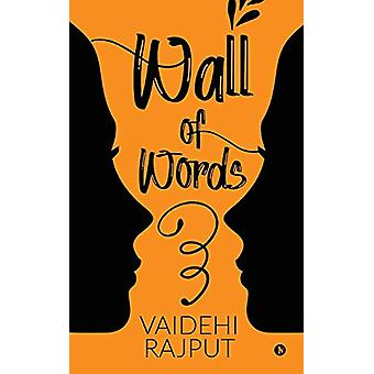 Wall of Words by Vaidehi Rajput - 9781646787562 Book