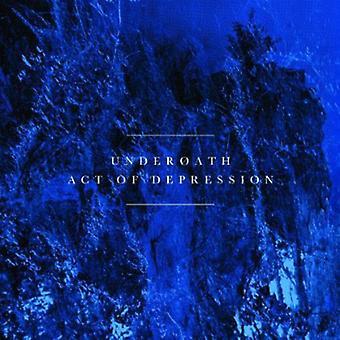 Underoath - Act of Depression [CD] USA import