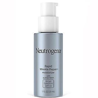 Neutrogena Rapid Wrinkle Repair Moisturizer SPF 30 1oz / 29ml