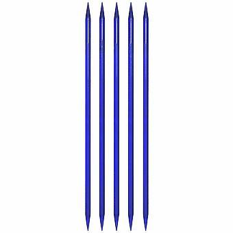 KnitPro Trendz: دبابيس الحياكة: مزدوجة العضوية: مجموعة من خمسة: 20cm × 6.50mm