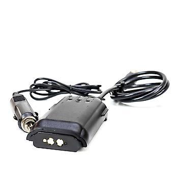 PNI adapter voor 12V voeding en externe antenne voor PNI Escort HP 72/82