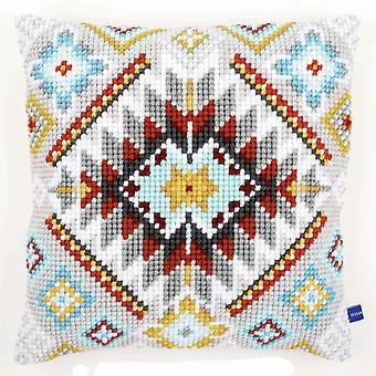 Vervaco Cross Stitch Kit: Cuscino: Cuscino: Etnico