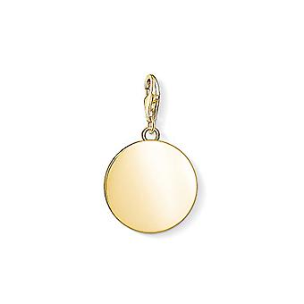 Thomas Sabo Medallion Riipus nainen - 1635-413-39