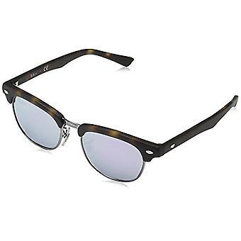 Ray-Ban Junior Rj9050s Sunglasses, Brown (Matte Havana/Lilacflash), 45 Unisex-Children