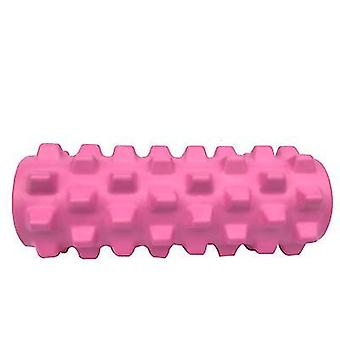 الوردي اليوغا اللياقة البدنية العمود، تدليك ارتفاع الأسطوانة لاسترخاء العضلات az8759