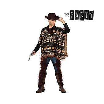 Kostym för vuxna Th3 Party 162 Cowboy