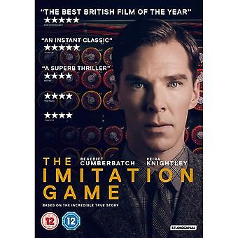 The Imitation Game DVD