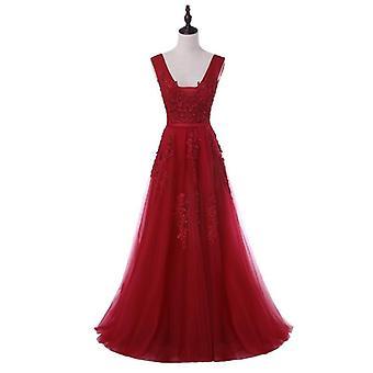Femmes longues robes de demoiselle d'honneur