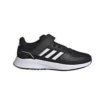 Sportschoenen voor Kinderen RUNFALCON 2.0 C Adidas FZ0113 Zwart