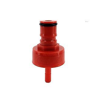new plastic carbonation line cleaning cap fermzilla pressure cap sm29272