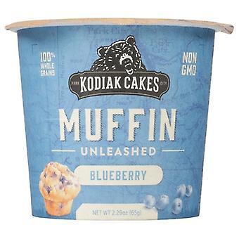 Kodiak Muffin Min Mntn Berry, Caso de 12 X 2.29 Oz