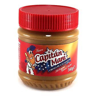 Unt de arahide Capitan Mani (340 g)