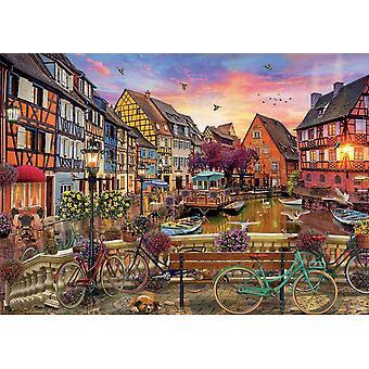 Educa Colmar Jigsaw Puzzle (3000 Pieces)