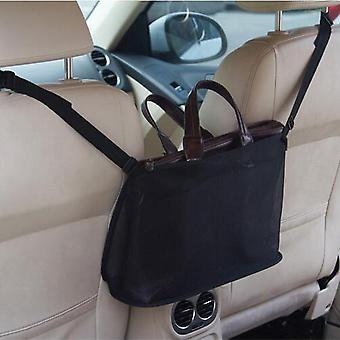Universal Car Styling Storage Mesh Net Adjustable Car Seat Back Storage Bag