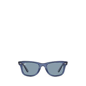 Ray-Ban RB2140 true blue unisex sunglasses