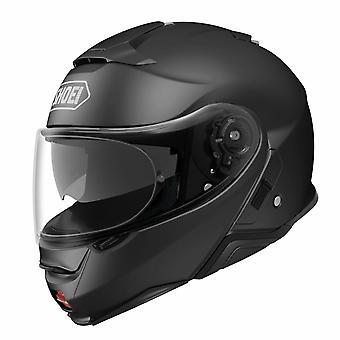 Shoei Neotec 2 Vanlig Motorcykel Hjälm Matt Svart