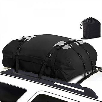 Mimigo Rooftop Cargo Carrier /waterproof Vehicle Cargo Carrier Roof Bag For Top Of Car With/without Roof Rack
