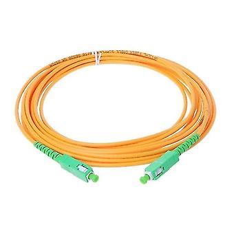 Cablu jumper cu fibră optică de 3 mm - patch-uri de extensie cu un singur mod