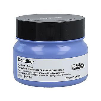 Mascarilla Capilar Blondifier L'Oréal Professionnel Paris (250 ml)